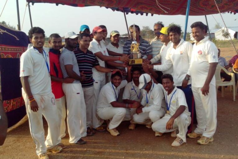 The Lucky star T20 tournament