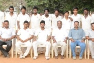 TNCA Under 19 – Champions 2013-14