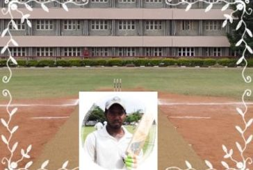 Coimbatore 1st Division Cricket League – PSG Ims 'A' (08.02.2015)
