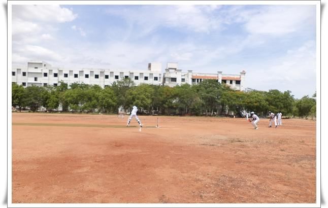 Domestic Cricket - VelsArena