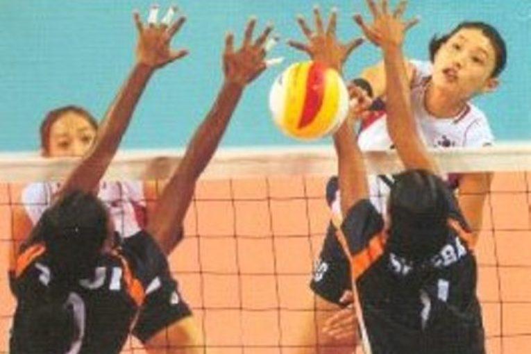 Tamilnadu State Level Volleyball Tournament for Women