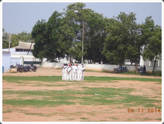 TTRC-CCC It's time for second innings - Team Discussion