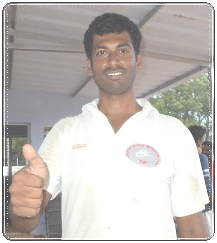 Karthikeyan, TTRC