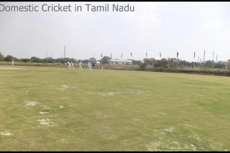 Domestic Cricket in tamil nadu
