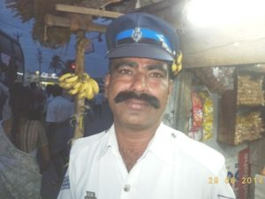 The Honest Traffic Police Constable