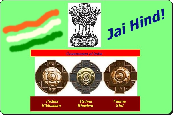 Padma Awards - 2016 Nomination