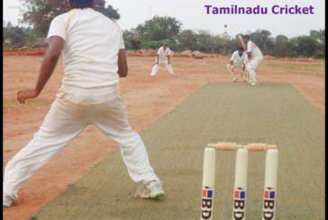 Radhakrishnan hit ton went in vain