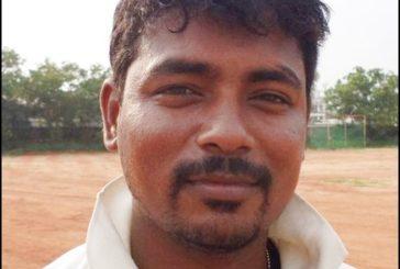 Kuppuraj hit ton again for TTRC