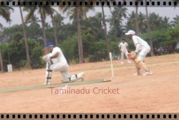 Tirupur Cricket Foundation won