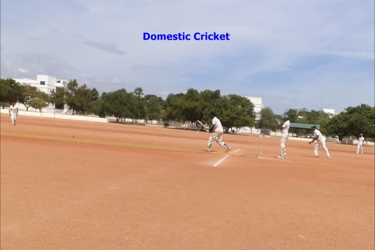 District Cricket, Tamilnadu