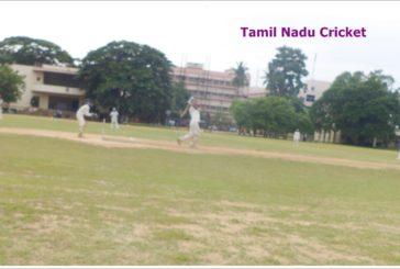 Vivek missed century by 5