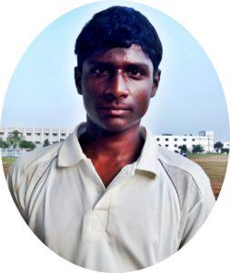 Under 19 Player (2015-16)