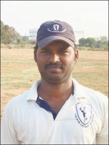 M. Kathirvel, Tirupur Cricket Academy scored 114
