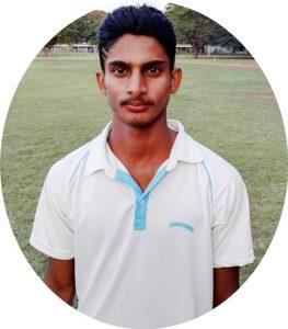 Player SR Mills Sports Club