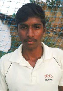 K Selva Kumar, Red Blue Cricket Club