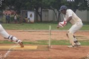 Siva and Alappan starred with the ball and bat