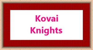 Kovai Knights