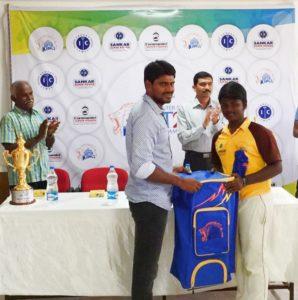 Muhil Adhithiyan, Campion AIHSS