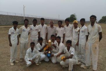 The Boys HSS Srirangam are winners