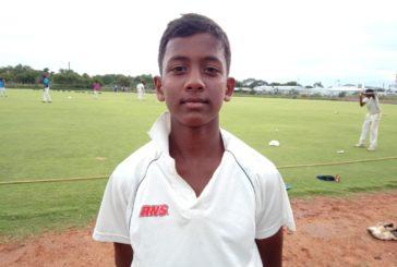 Mohana Kumar hit an unbeaten Ton on Day 2