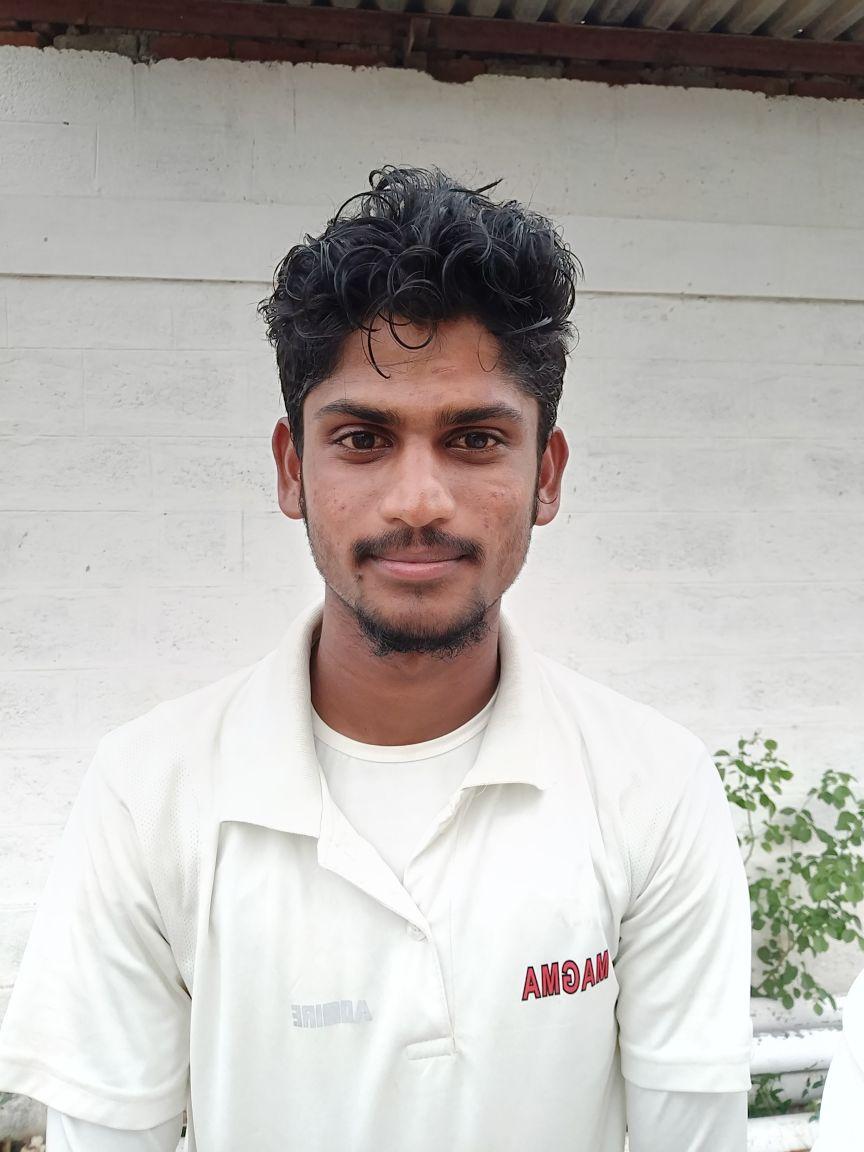 R Naveen Magma CC