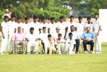 R K Sree Rangammal Kalvi Nilayam clinched Trophy
