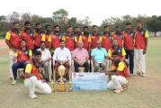 Sri Ramakrishna Mills Sports Club clinched E.A.P Trophy 2017-18