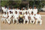 TDCA Inter-District Team