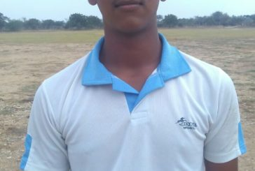 Gokul Ram starred for Builder's Engineering