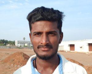 S. Madhan Kumar, R.K.S Kalvi Nilayam I.C.C