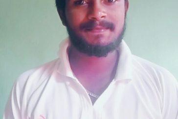 Mohammed Ashik hit 183