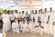 PSG College of Arts and Science are Champions