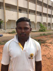 C Manickaraja, Bradman CCB