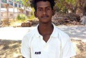 Ranjith Kumar starred for Sachin CC