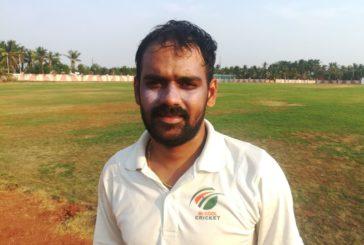 Saravanan starred for Magma