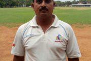 Kasiraman took 6 wickets