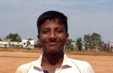 Rohith stunned Sivagangai DCA