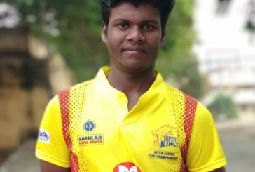 Shyam hit 125 Not out