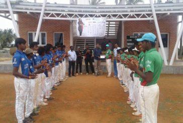 AKR Academy clinched Kreeda T20 Trophy