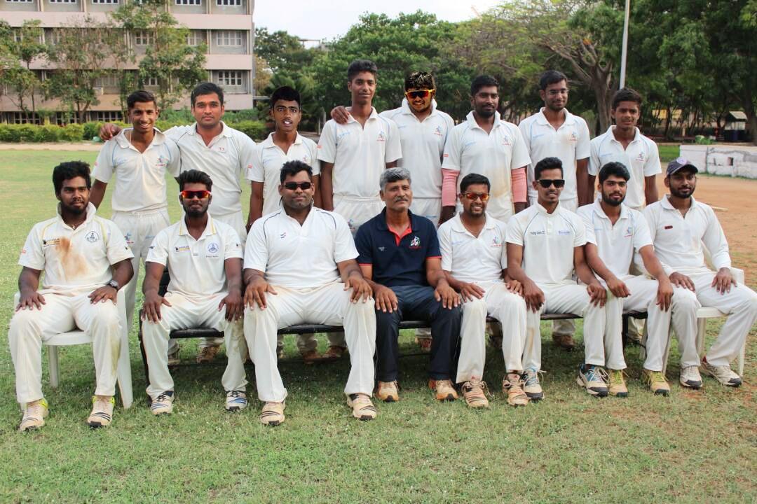 Jolly Rovers Cricket Club - Winners 2017-18