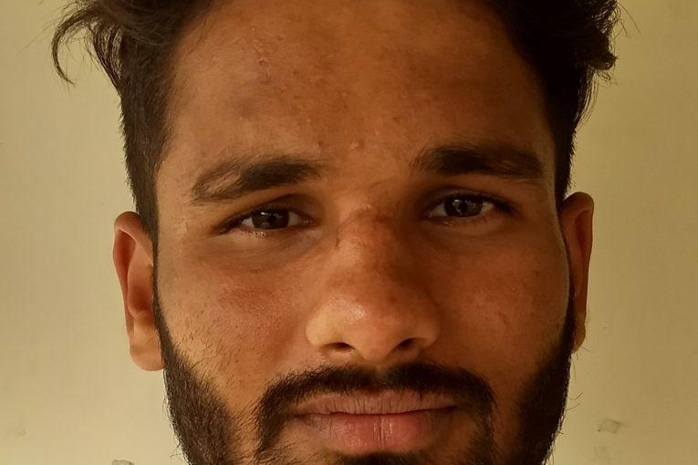 Kunal Chandela Hit Double Ton