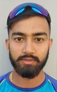 Kunwar Bidhuri, Delhi U23