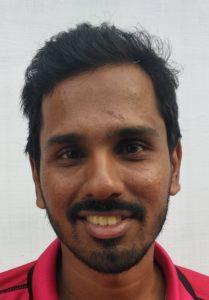 P Shijit Chandran, Alwarpet