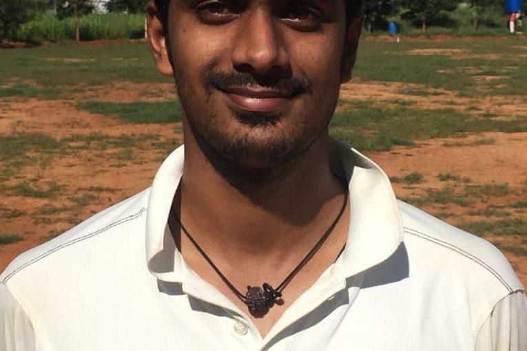 S Kaarthi Tirupur Cricket Academy