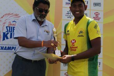 Vignesh Iyer and Sachin take to Finals