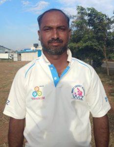 Abdul Rahim, Rathinam College CC