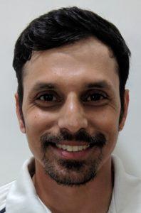 Ganapathi Chandrasekar, India Pistons CC