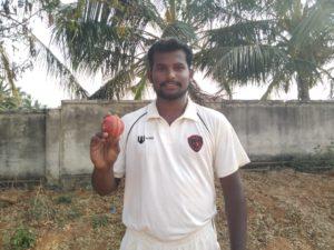 M. Suresh, Builders Engineering College