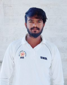 N Mohammed Ashik, Sri Ramakrishna CAS