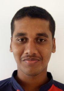 R Audhi Sachin, Globe Trotters SC